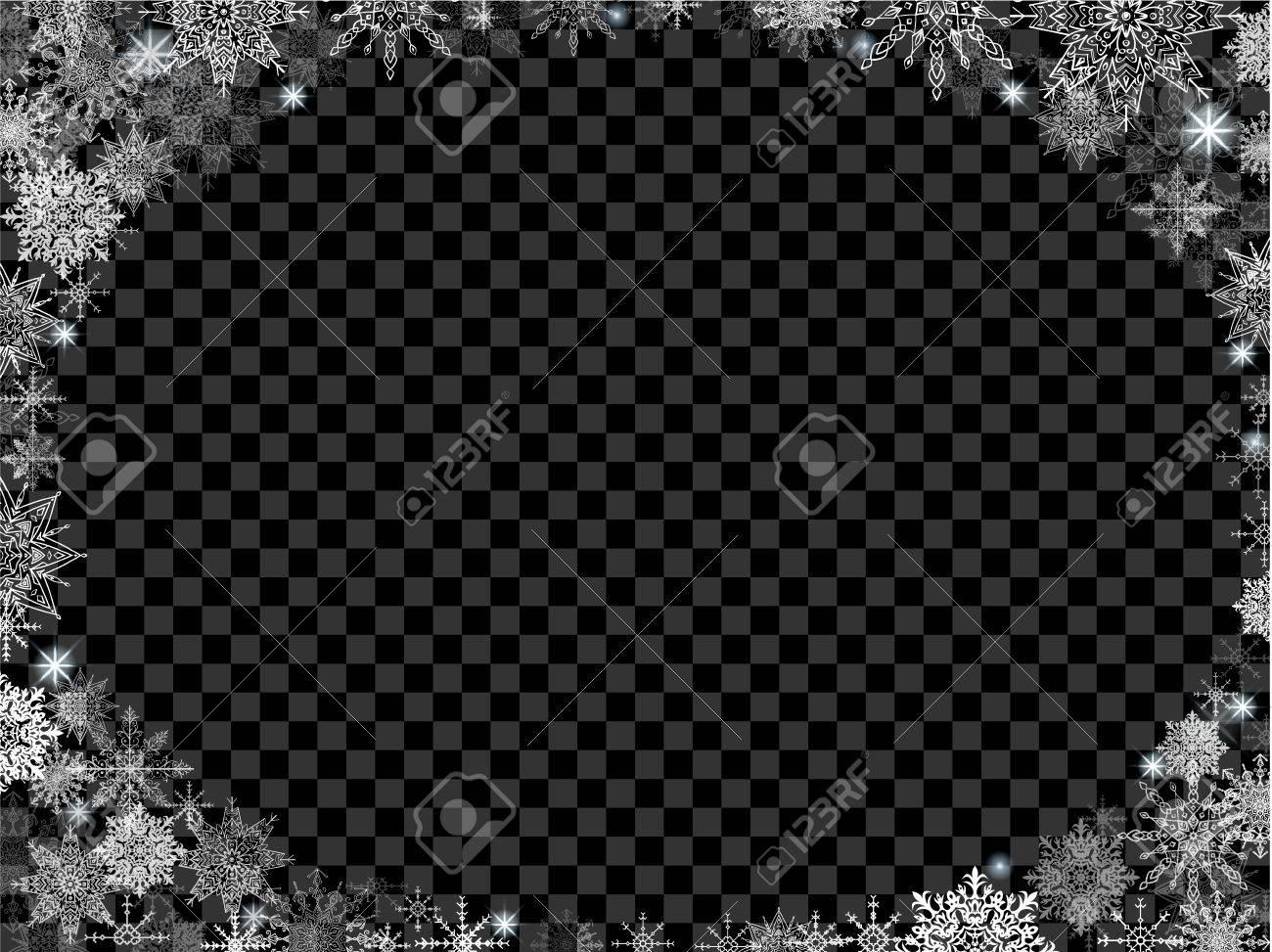 Fabelhafte Weihnachten Hintergrund Mit Transparenten Basis Und Viele ...