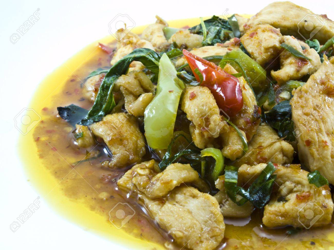 Thai food dry chicken curry stock photo picture and royalty free stock photo thai food dry chicken curry forumfinder Gallery