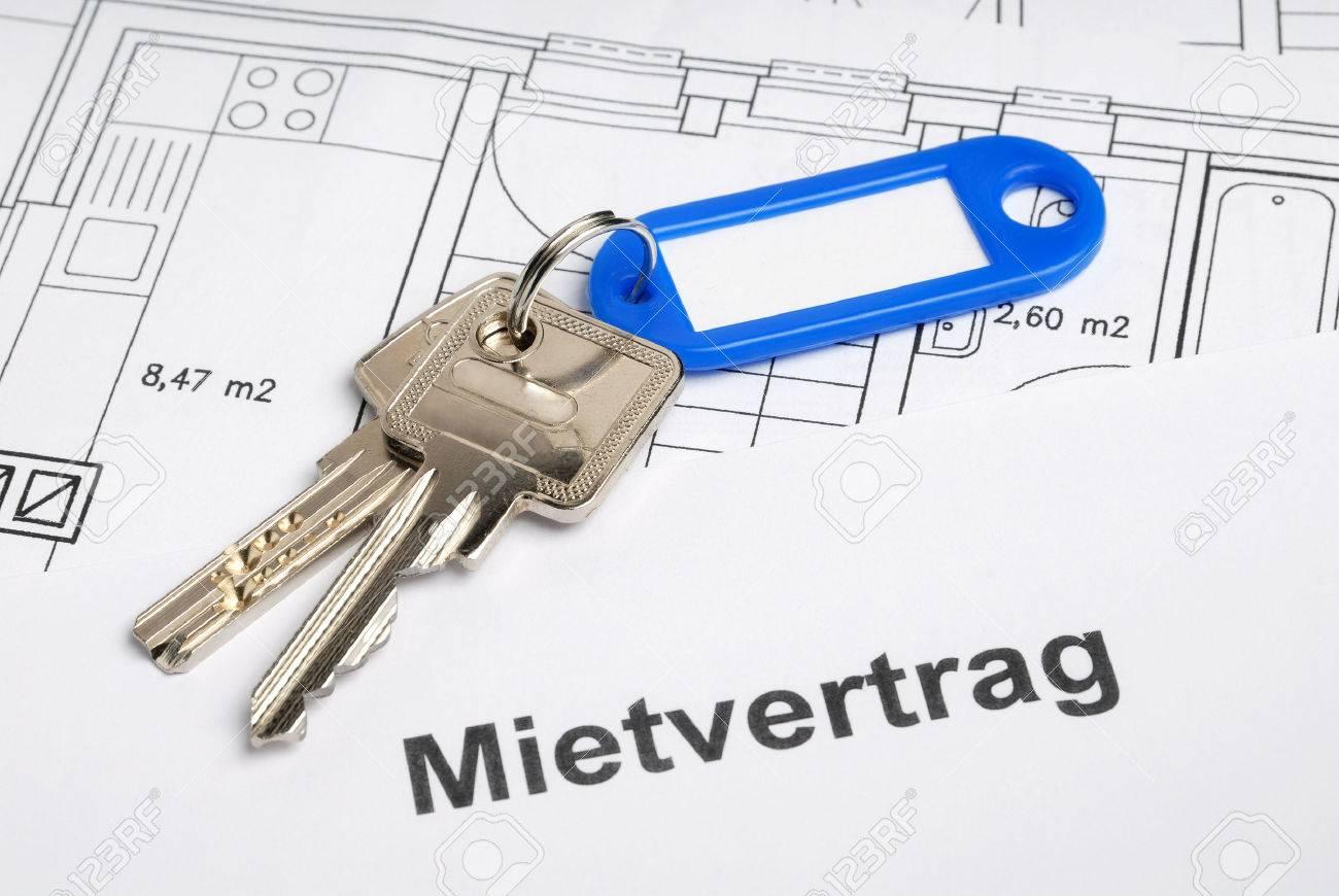 Lease and keys on blueprints - 28045049