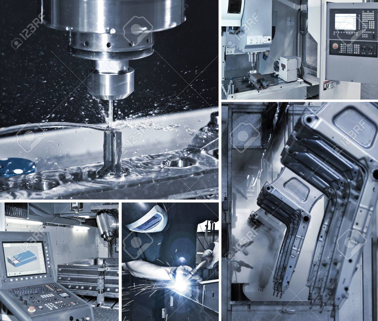 Composing for Metal processing and tool - 28075183
