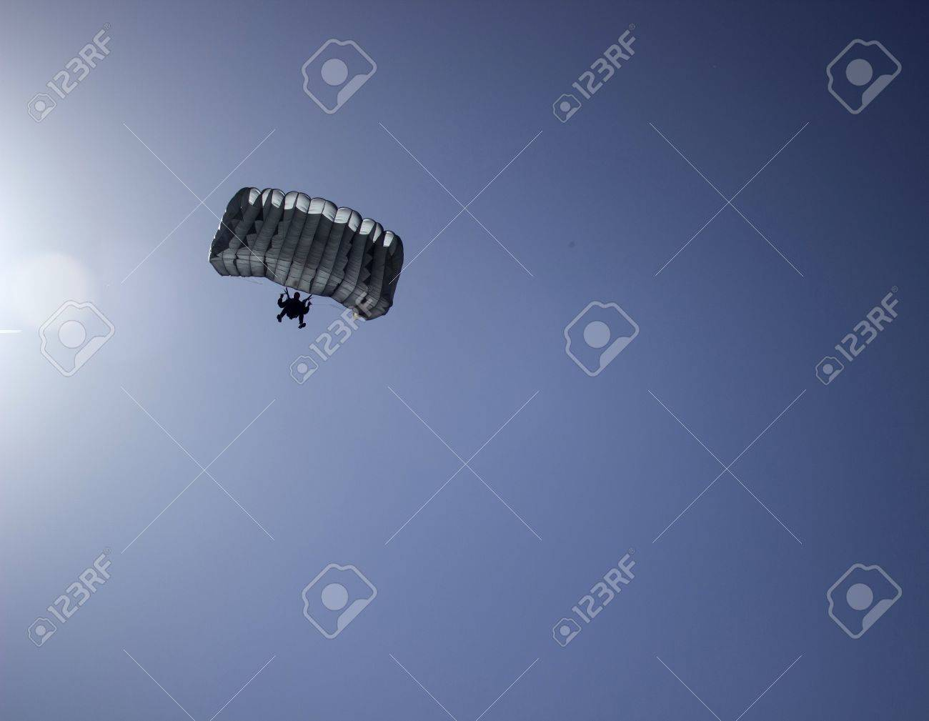 paratrooper Stock Photo - 19716938