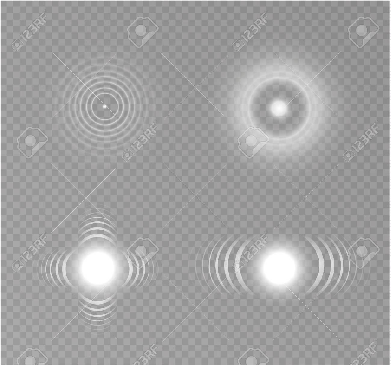 Vector Art - Sonar wave sign. vector illustration. radar icon. EPS clipart  gg110358519 - GoGraph