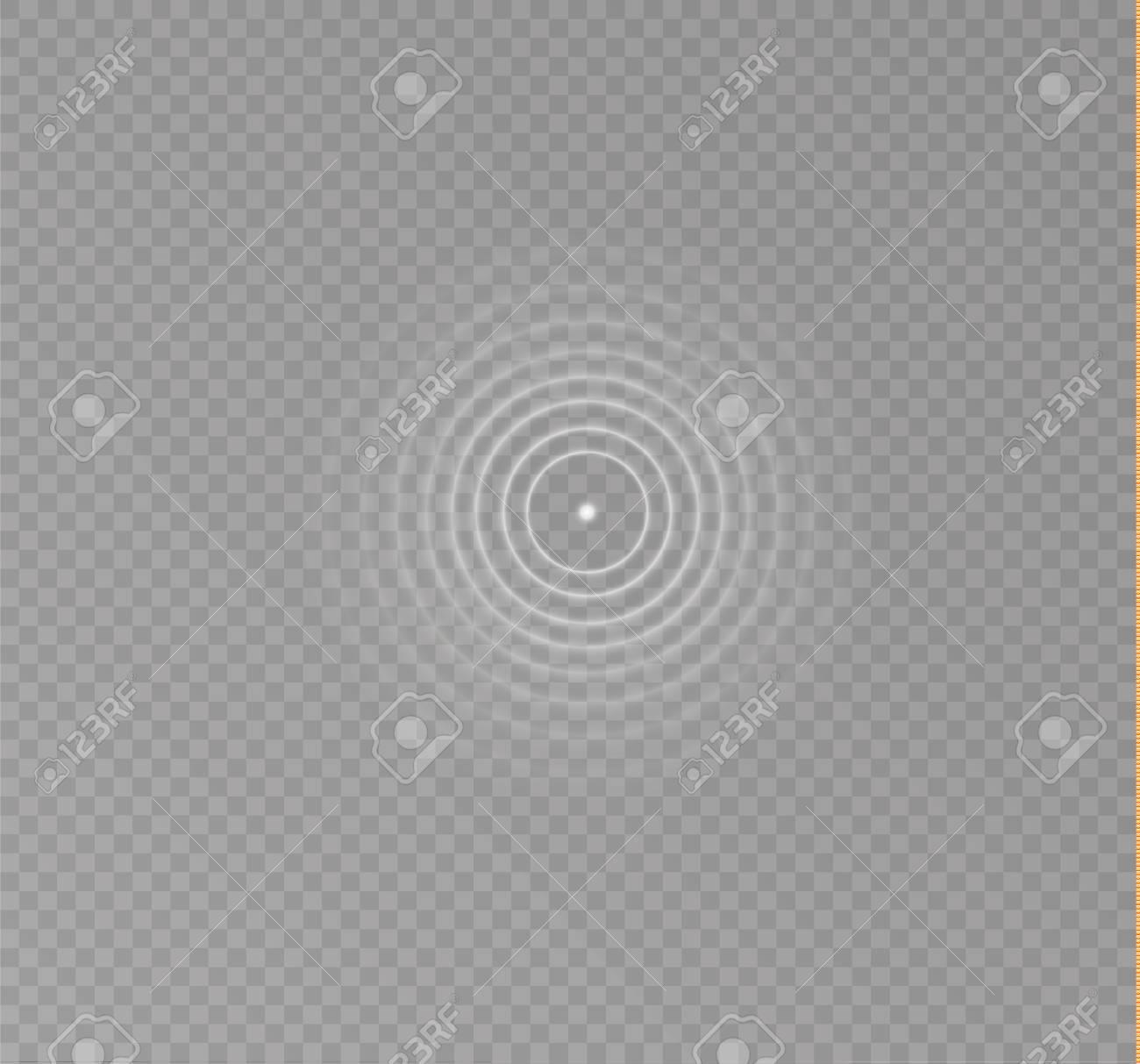 Red Radio Waves Clip Art At Clker Com Vector Clip Art - Clip Art - Free  Transparent PNG Download - PNGkey