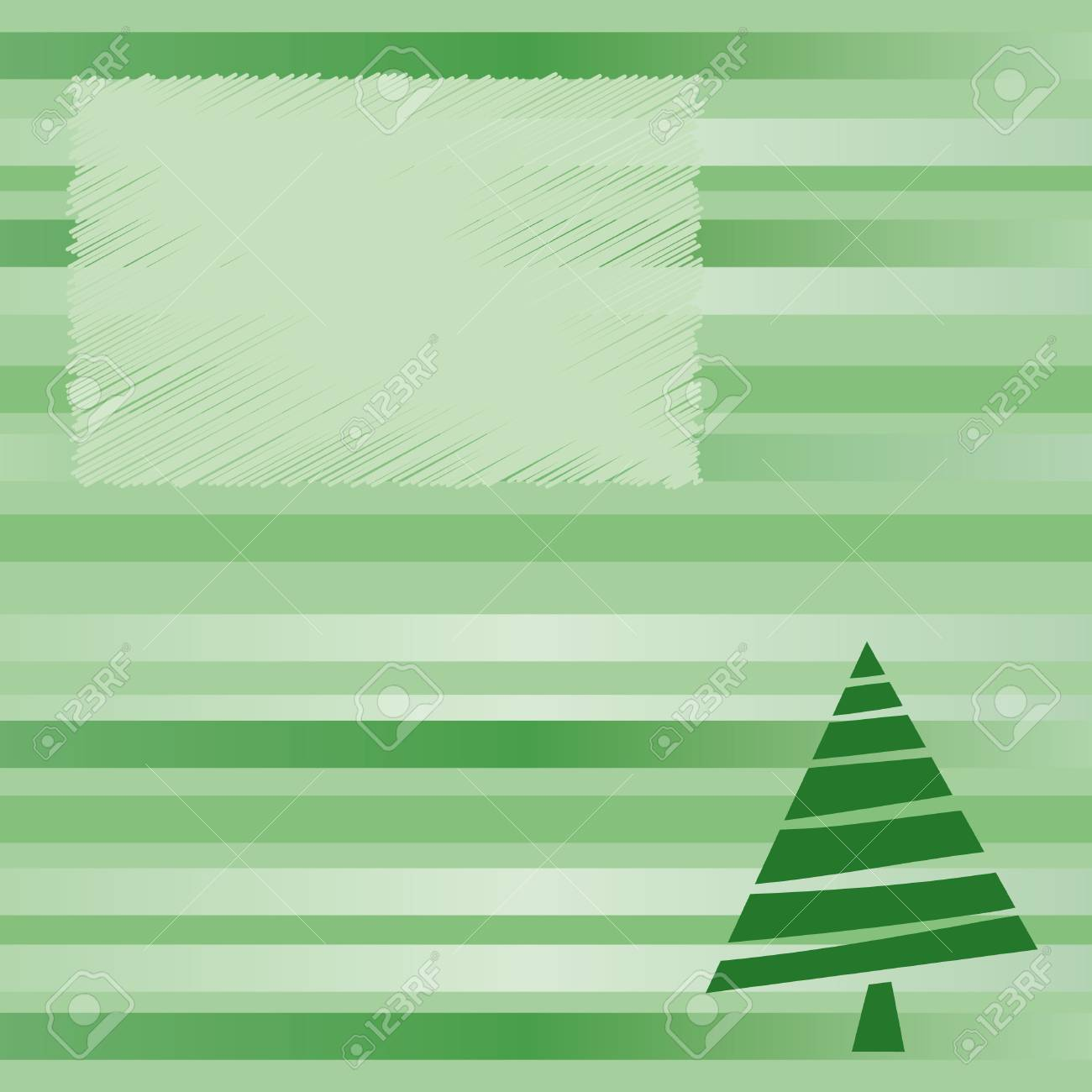 Green eco background Stock Vector - 4479480
