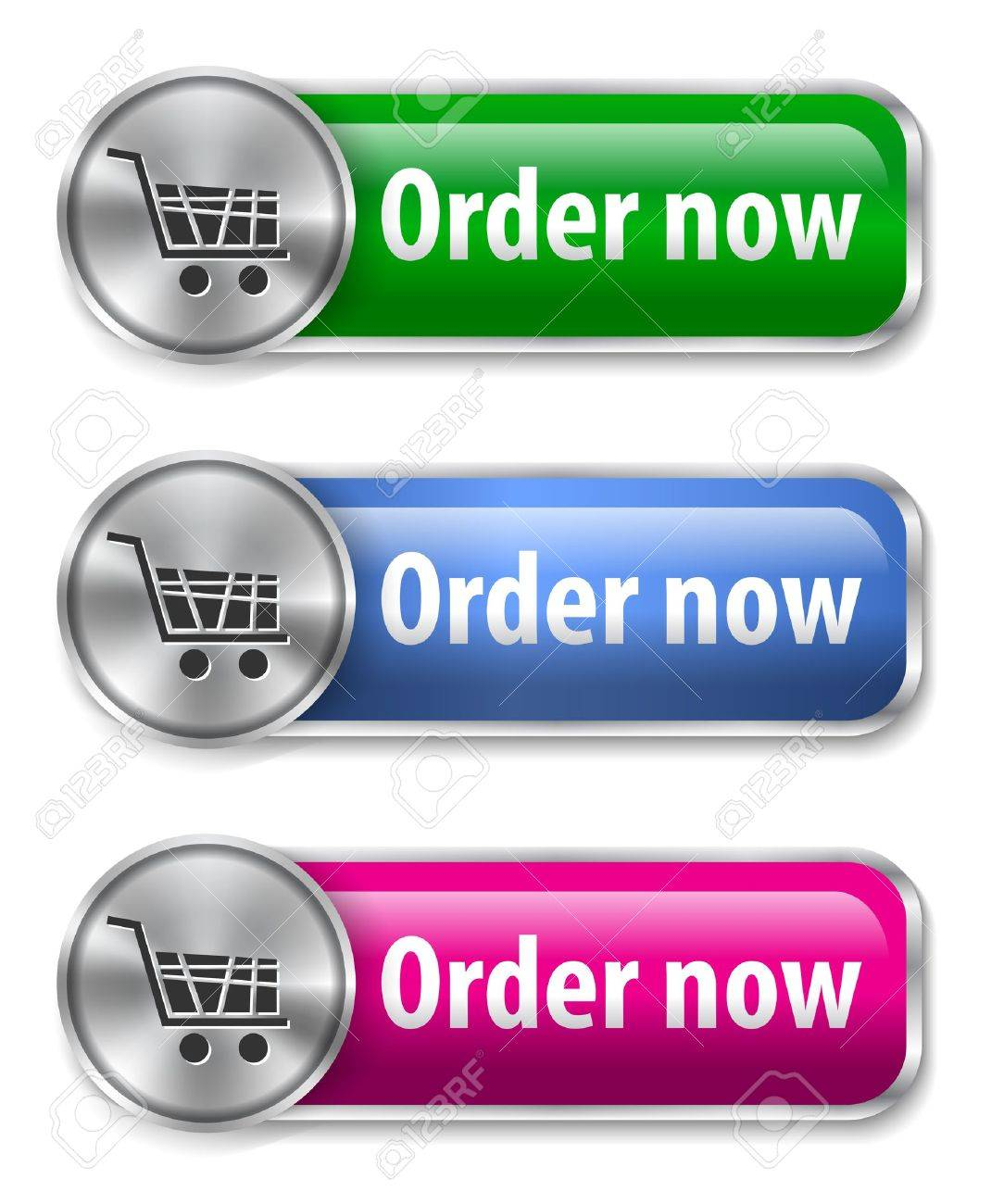 Electronic commerce web elements for online store. Stock Vector - 15579578