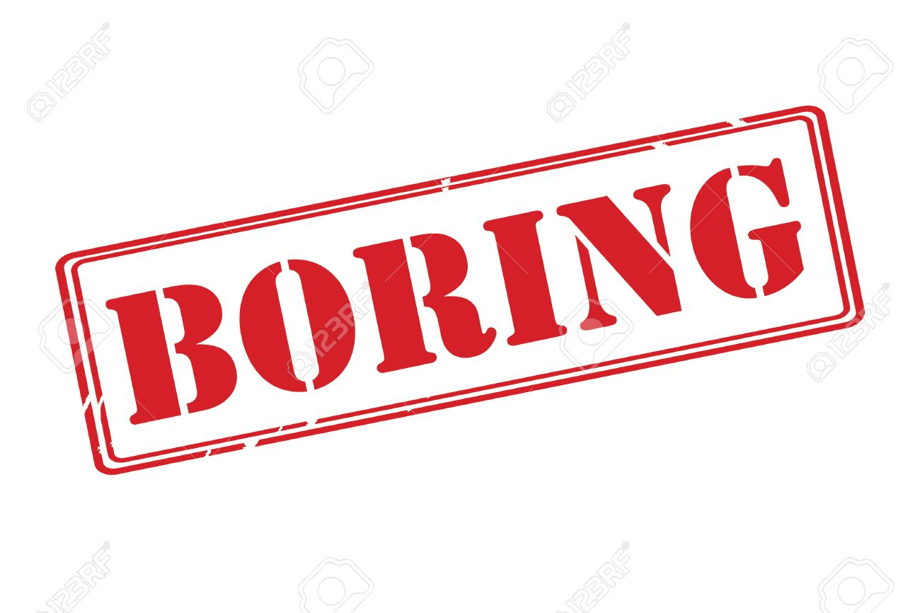 boring red rubber stamp vector over a white background royalty free