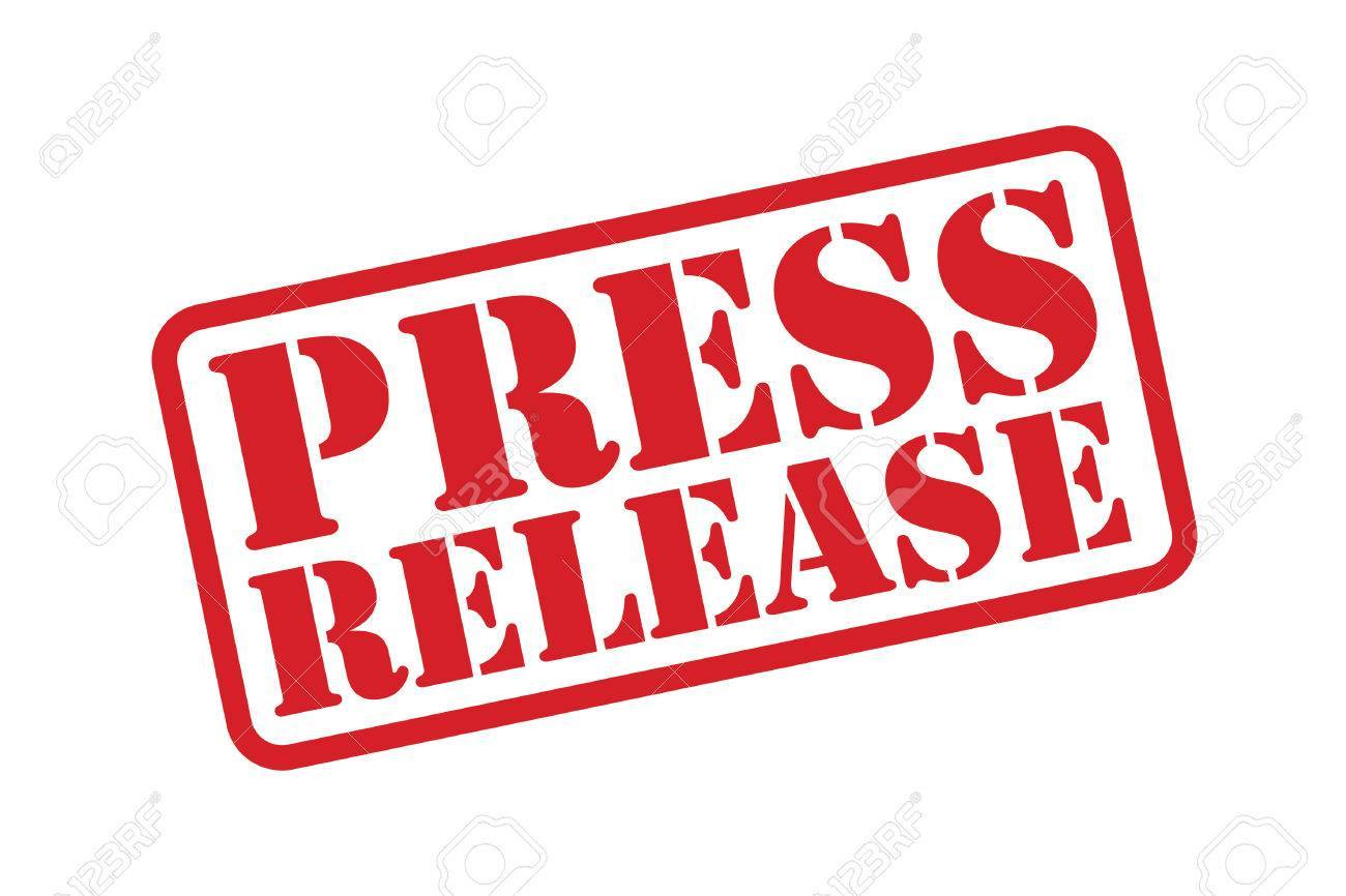 PRESS RELEASE Red Rubber Stamp Over A White Background. Royalty Free Cliparts, Vectors, And Stock Illustration. Image 31464494.
