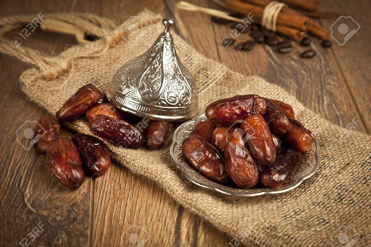 Dried Date Palm Fruits Or Kurma, Ramadan ( Ramazan ) Food Stock Photo,  Picture And Royalty Free Image. Image 31486179.