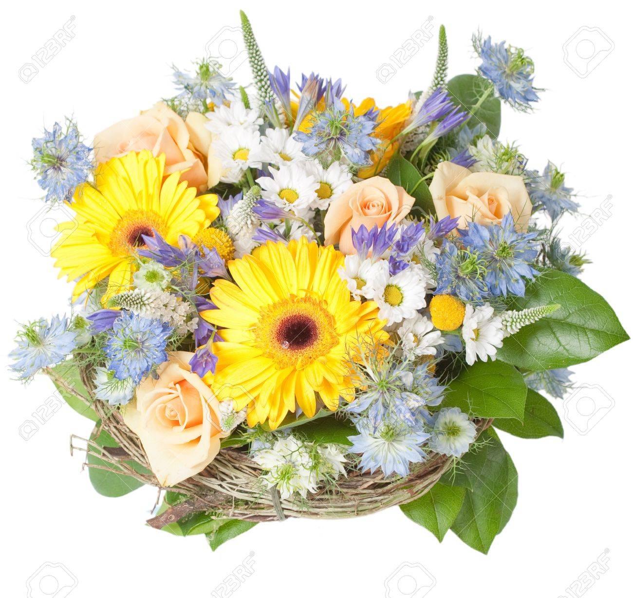 Spring bouquet Stock Photo - 11373918