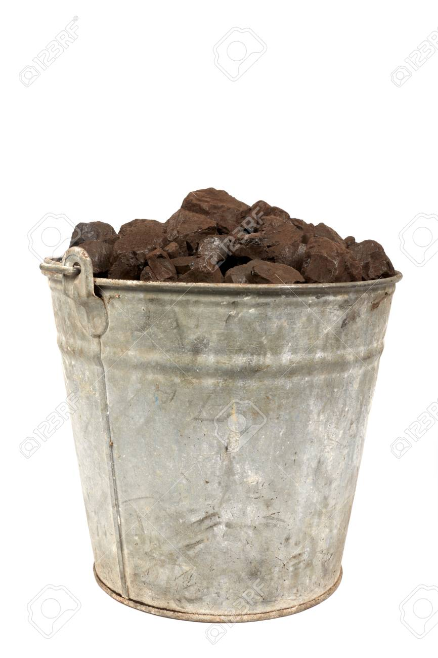 Image result for bucket of coal