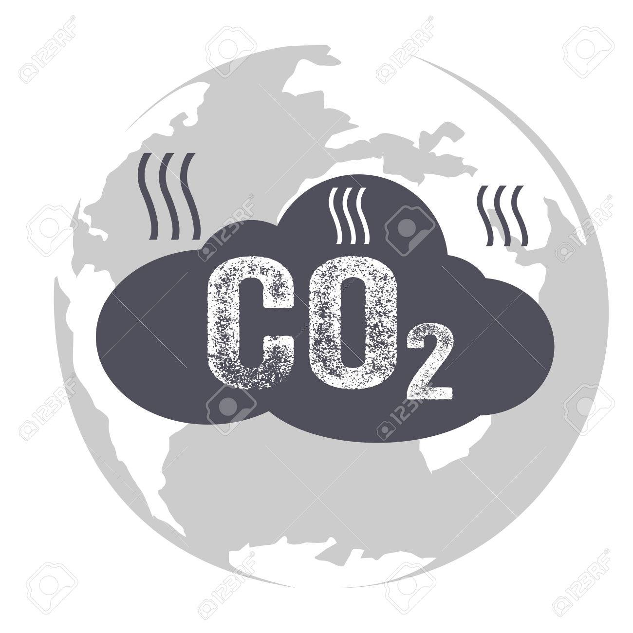 Co2 emissions icon cloud carbon dioxide emits symbol pollution co2 emissions icon cloud carbon dioxide emits symbol pollution concept smog damage from buycottarizona Images