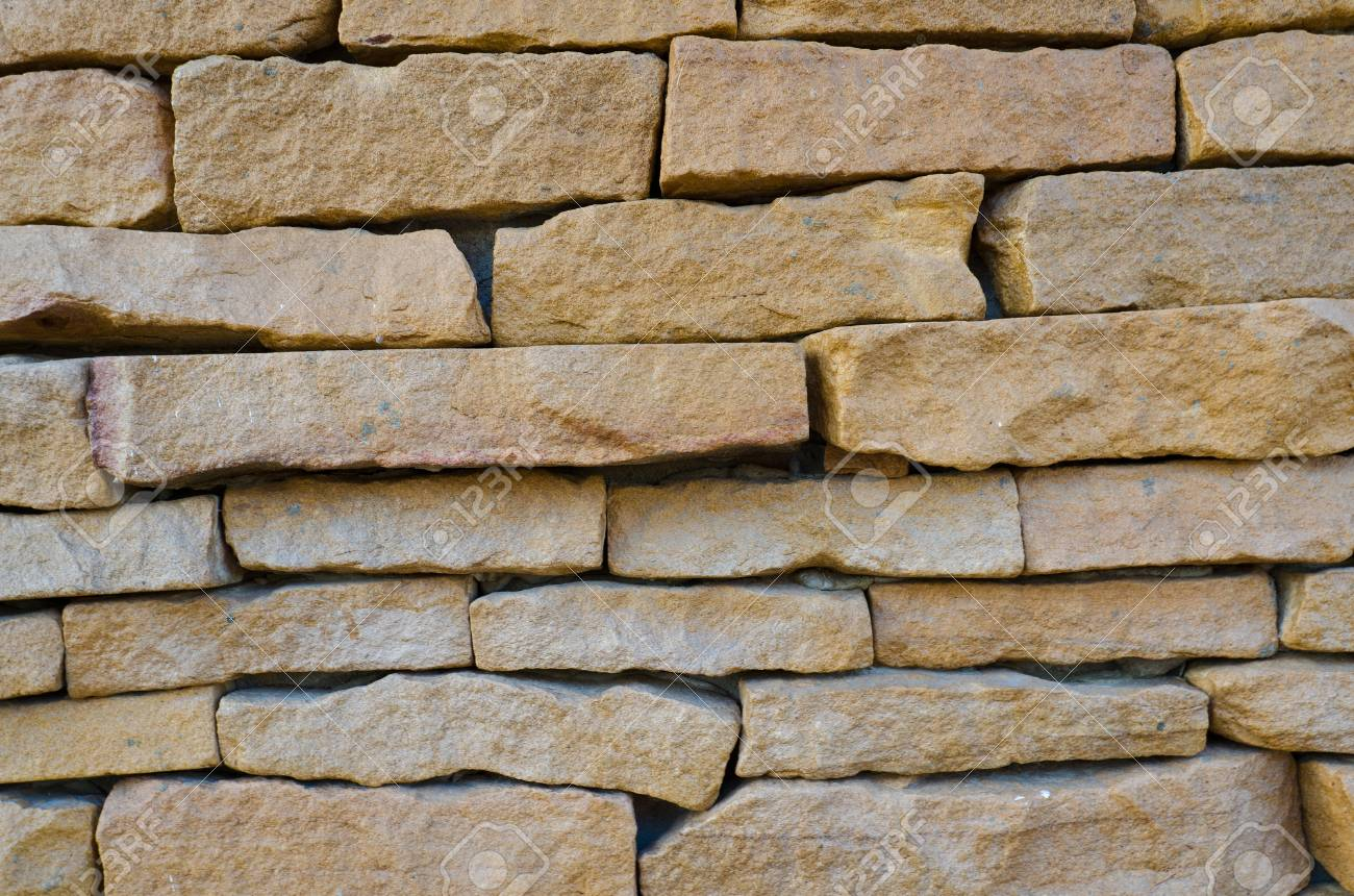 this brick wall has a good pattern and texture Stock Photo - 12162914