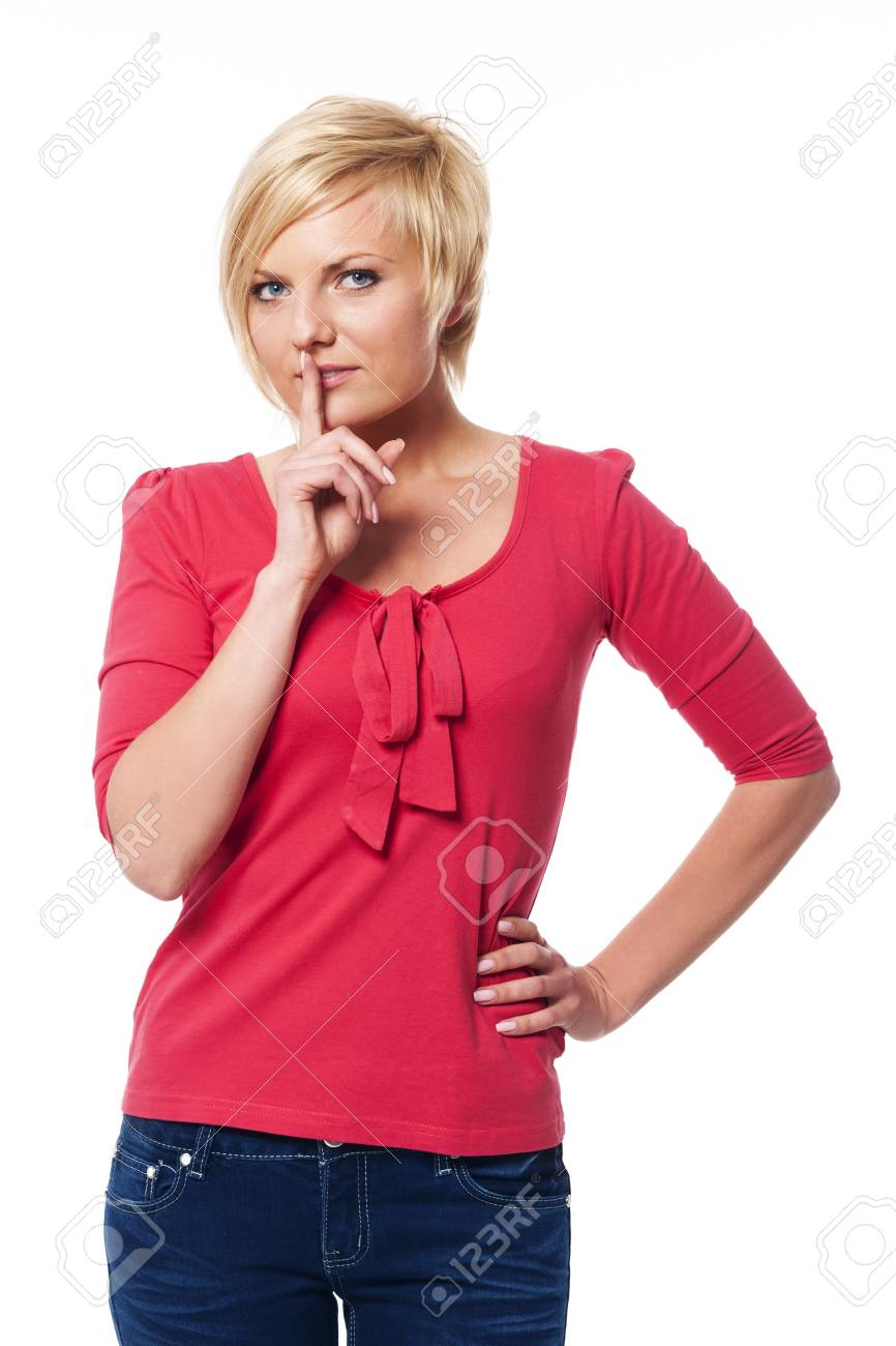 shhh it s a secret stock photo picture and royalty free image