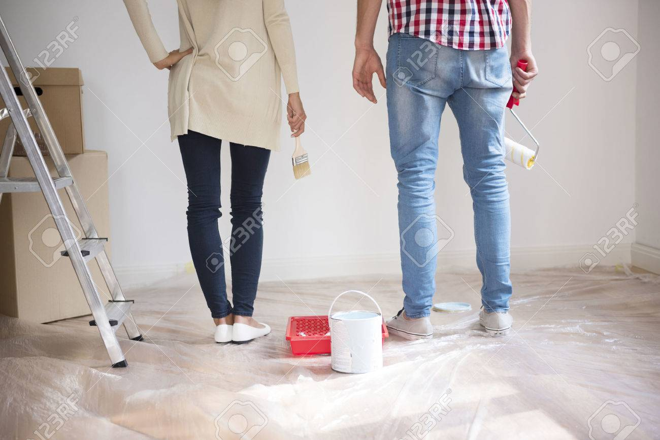 It is time to start this renovation Stock Photo - 45946831