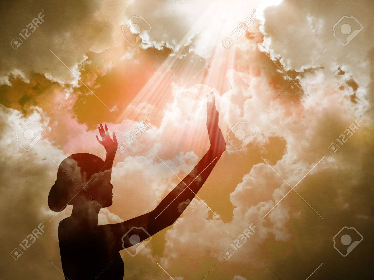 Praise The Lord Stock Photo - 25928868