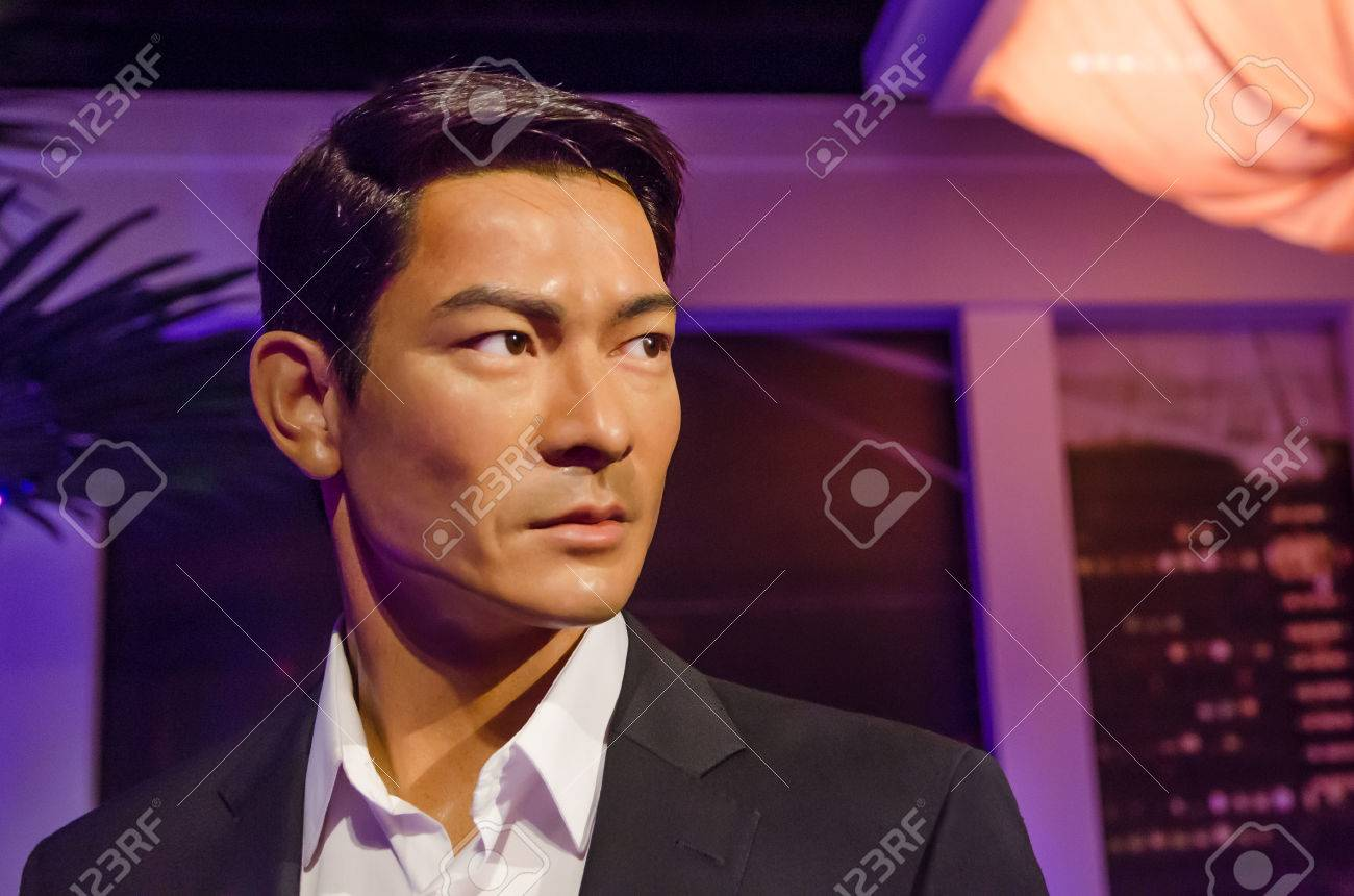 Andy Lau Wife 2015
