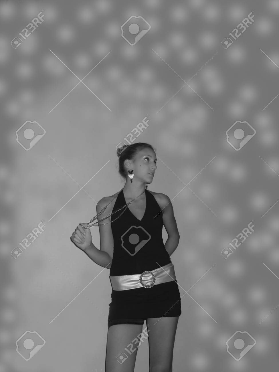 woman posing Stock Photo - 15112101