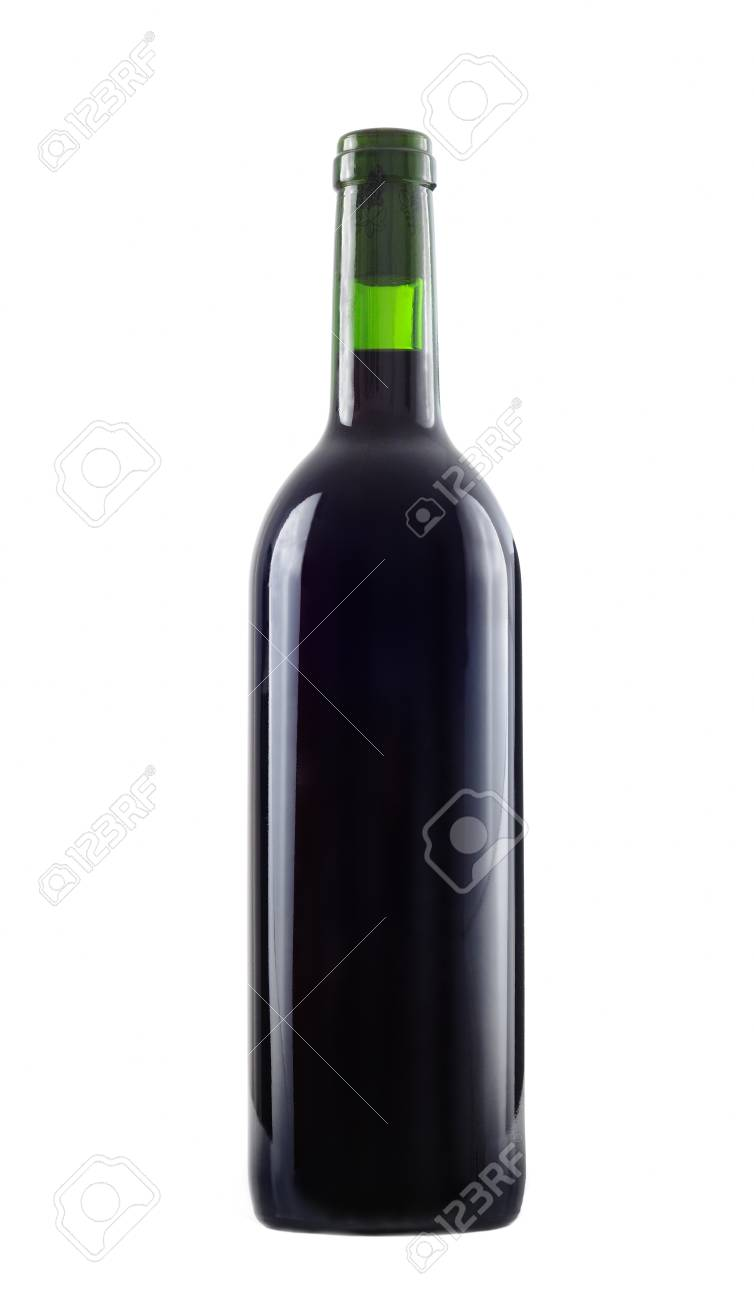 red wine bottle Stock Photo - 9914172
