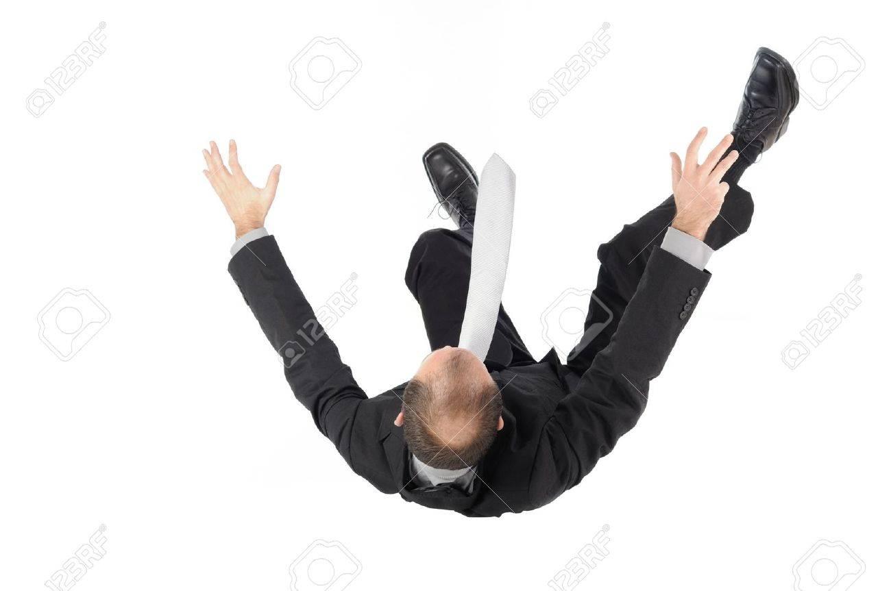 falling businessman Stock Photo - 11106239