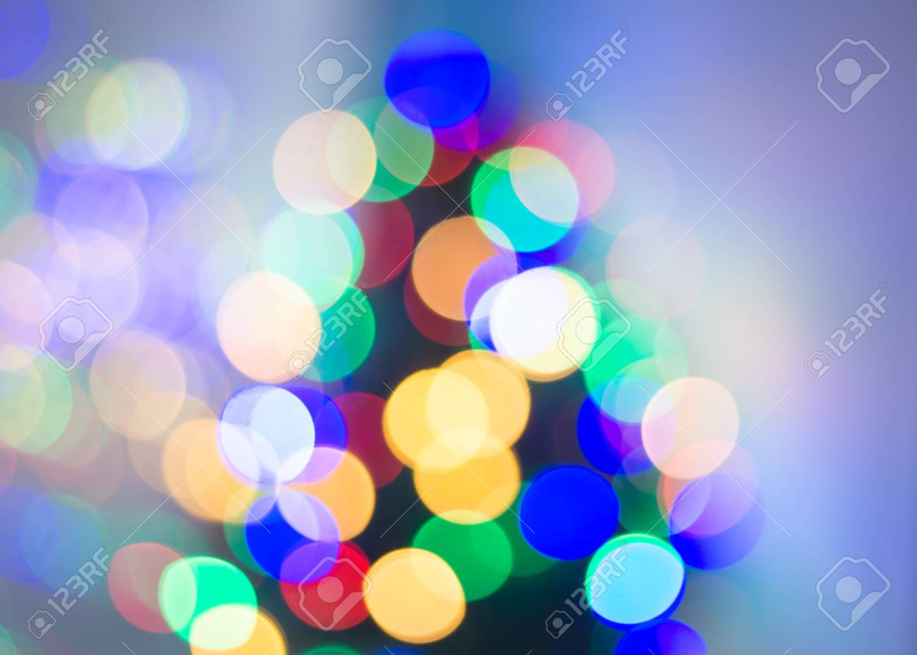 blurred backgroundfestive lighting festive christmas new year modern style