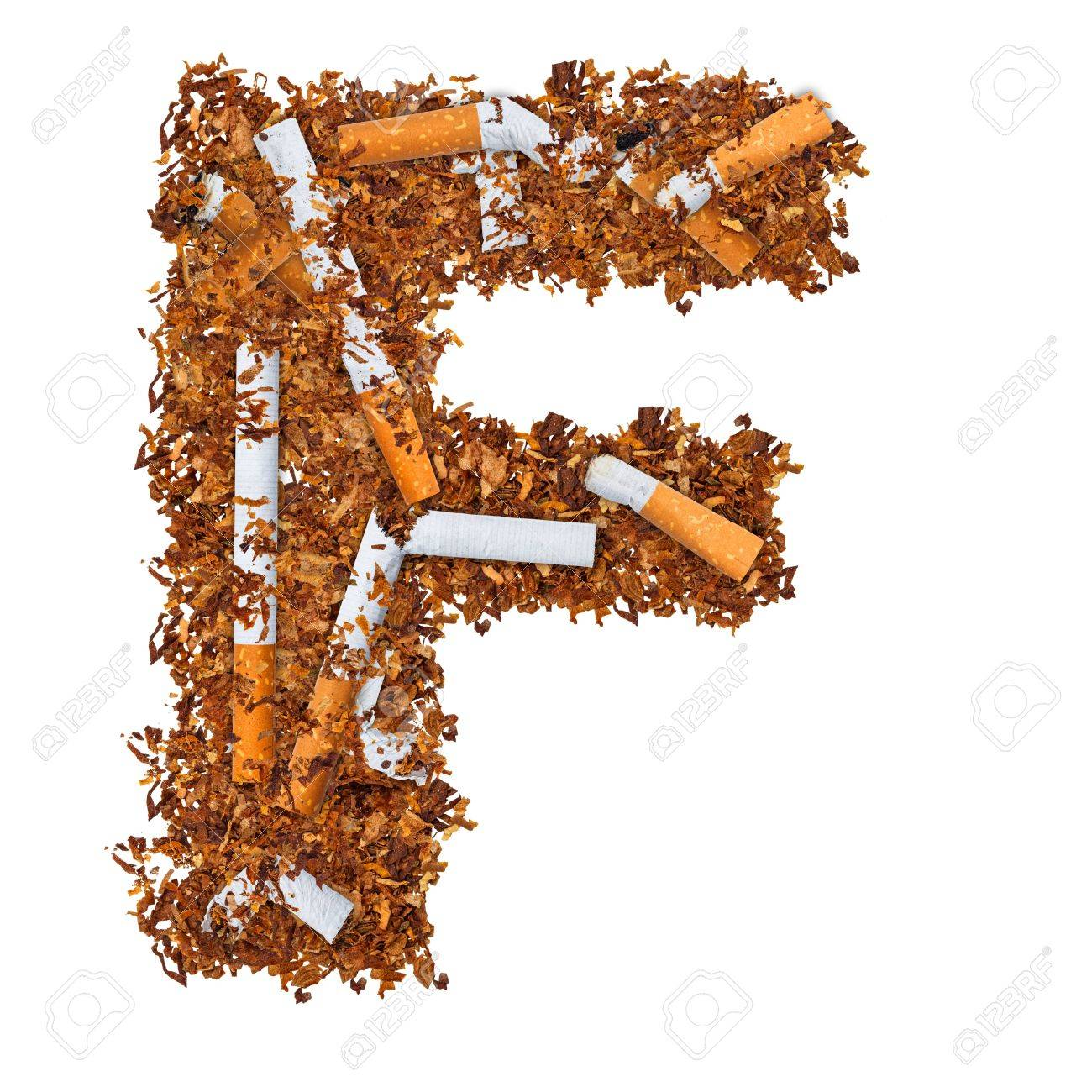 What are cigarettes made of? 57