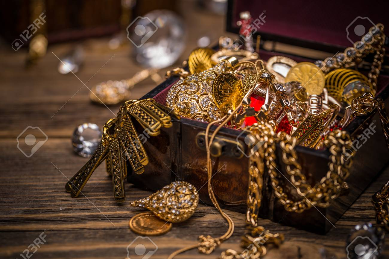 Jewelery box of life