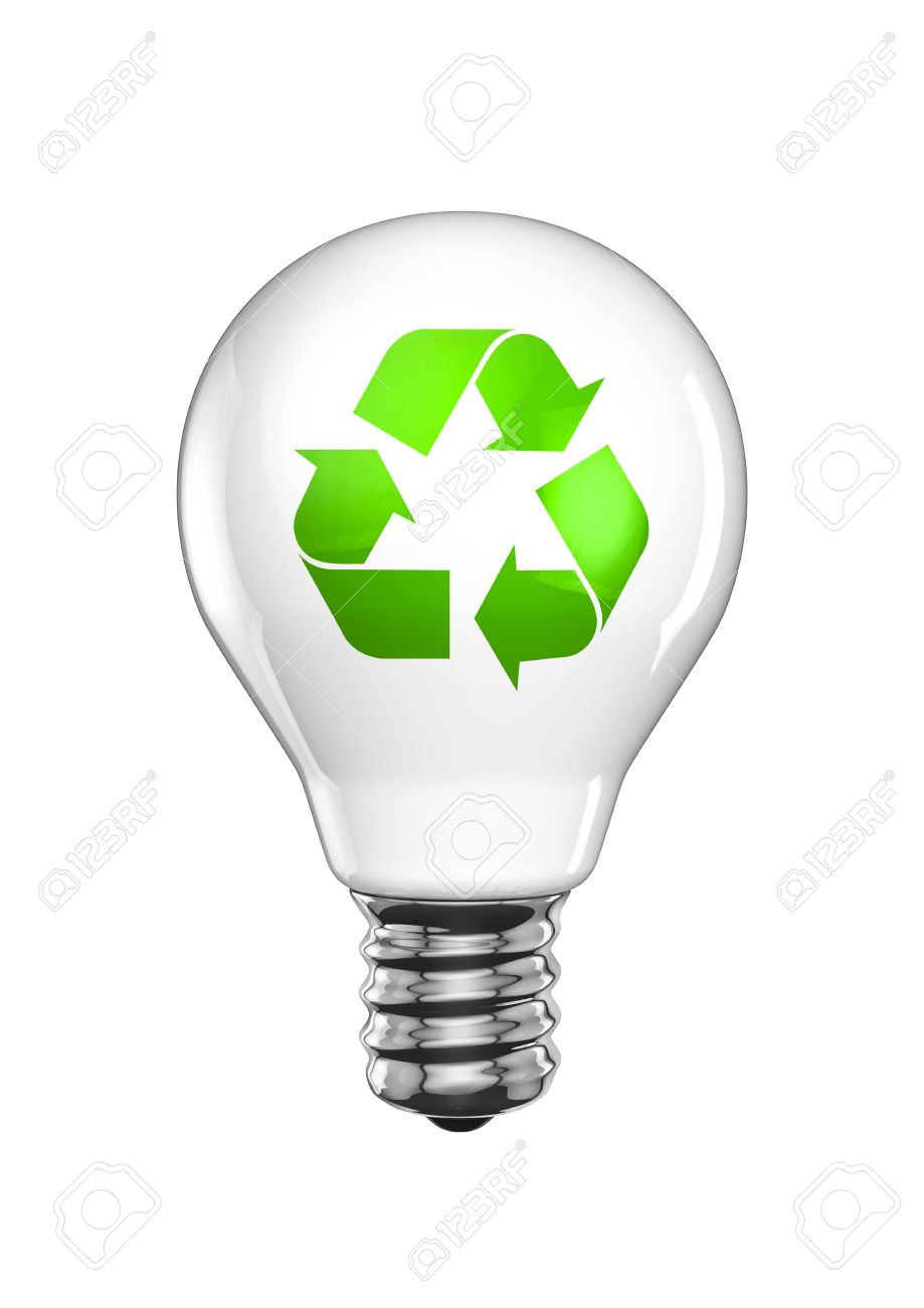 Recycle light bulb 3d render of light bulb with recycling symbol recycle light bulb 3d render of light bulb with recycling symbol stock photo 48999300 biocorpaavc