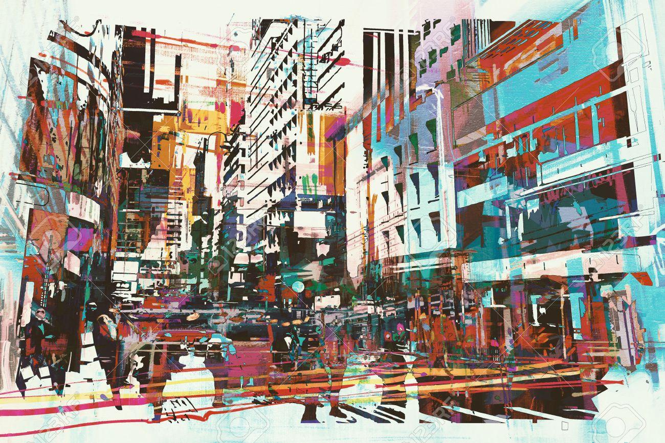 Best 25  Abstract art paintings ideas on Pinterest