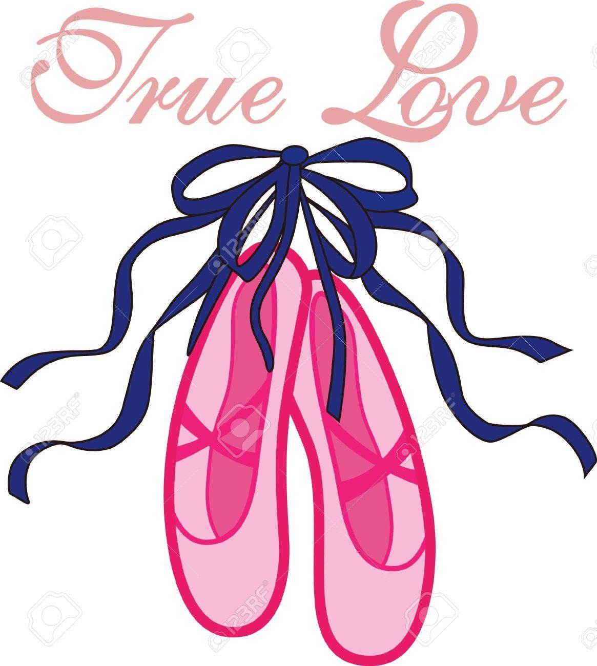 9dddc10e1e41e Foto de archivo - Zapatillas de ballet delicados permiten la bailarina para  hacer las más impresionantes poses. Estas zapatillas son un detalle para el  ...