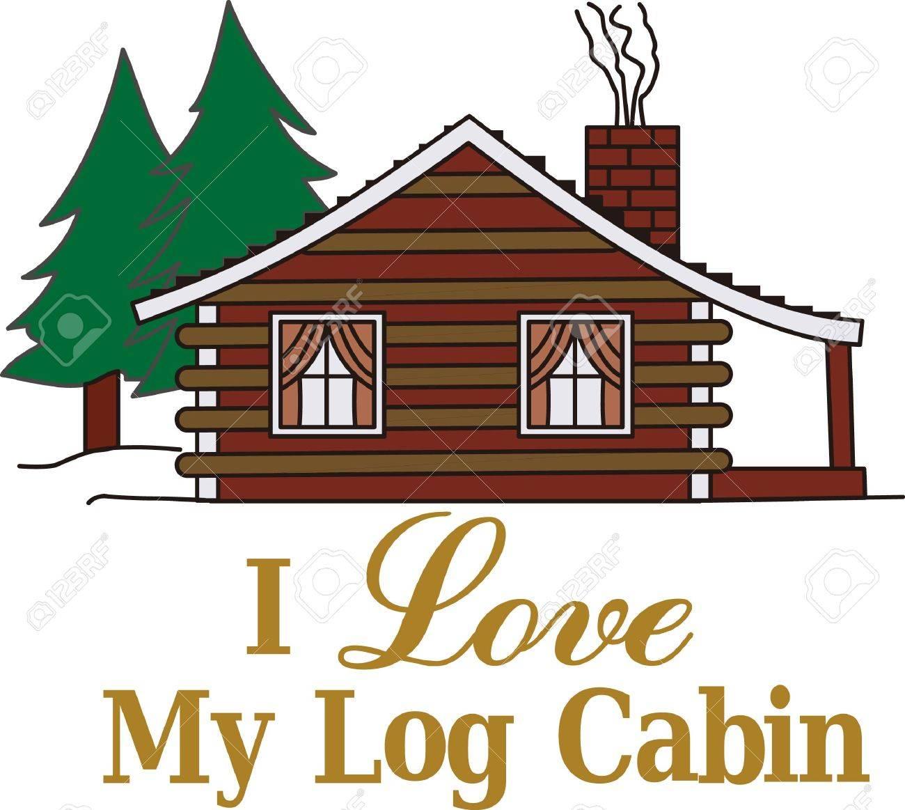 C È Una Casa Nel Bosco casa dolce casa è una capanna nel bosco. questo progetto porta il fascino  rustico di creazioni per il campeggio e le attività all'aria aperta.