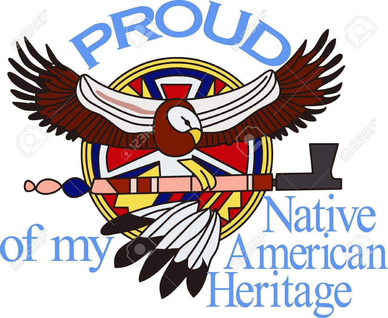 Add native american culture with this traditional eagle design add native american culture with this traditional eagle design amazing art for jacket backs biocorpaavc Gallery