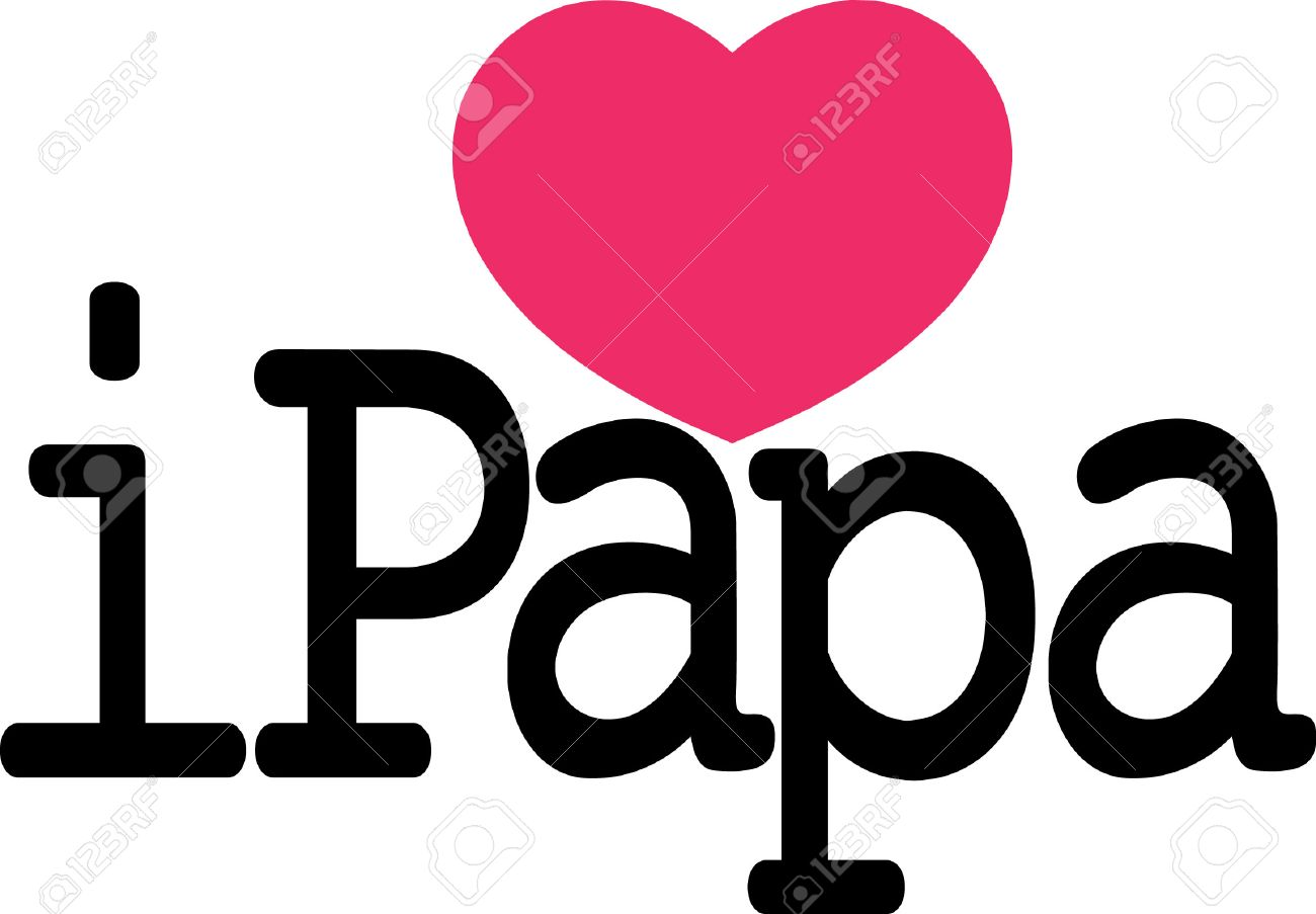 Create something special for a little person's outing with papa!  Perfect for SVG cuts and screen printing! Stock Vector - 51222325