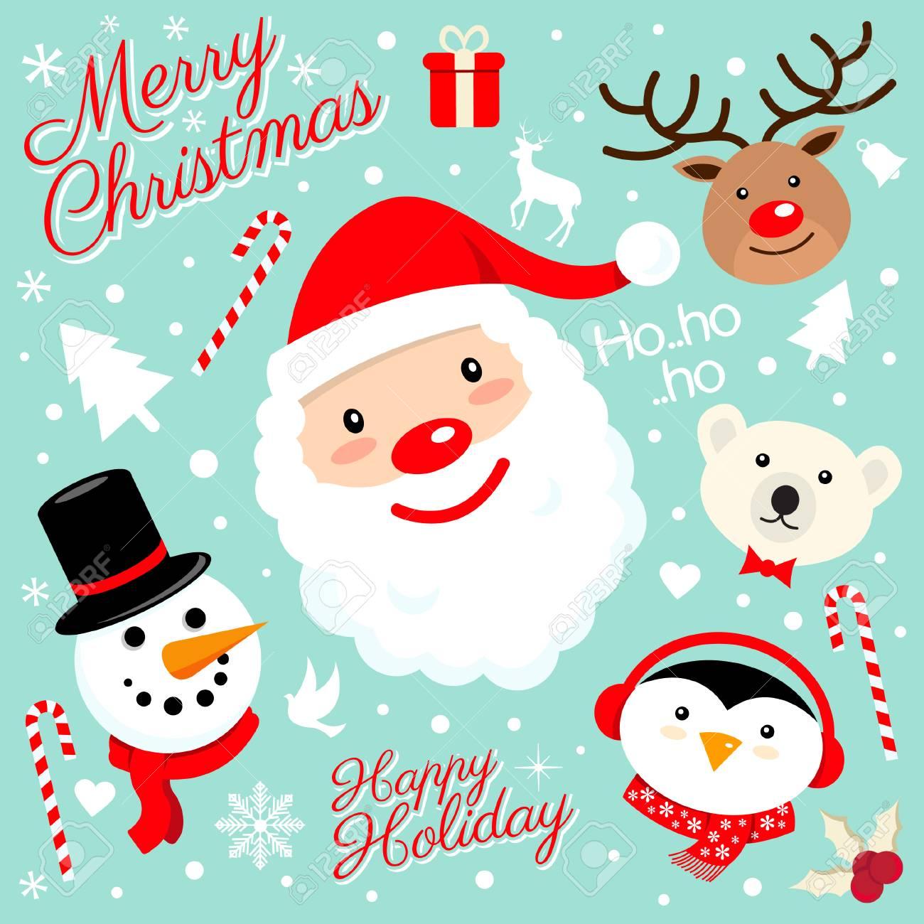 Christmas Characters - 34332188
