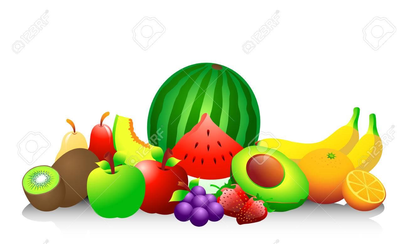 Fruits - 43839988