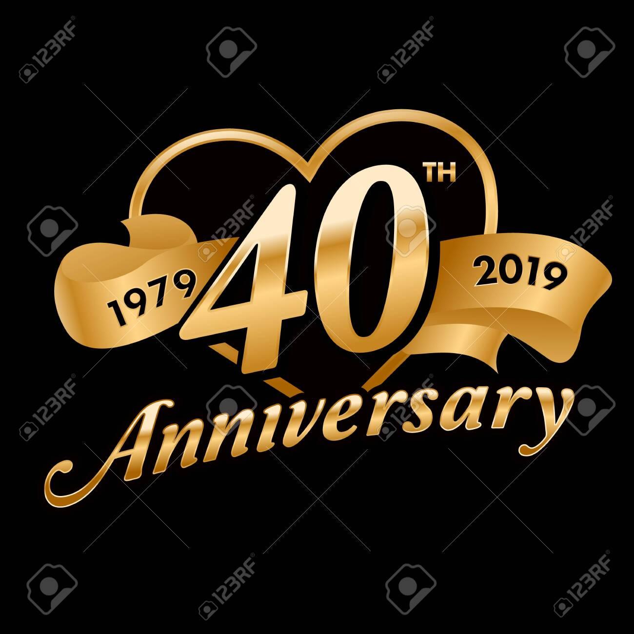 40th Anniversary - 121759299