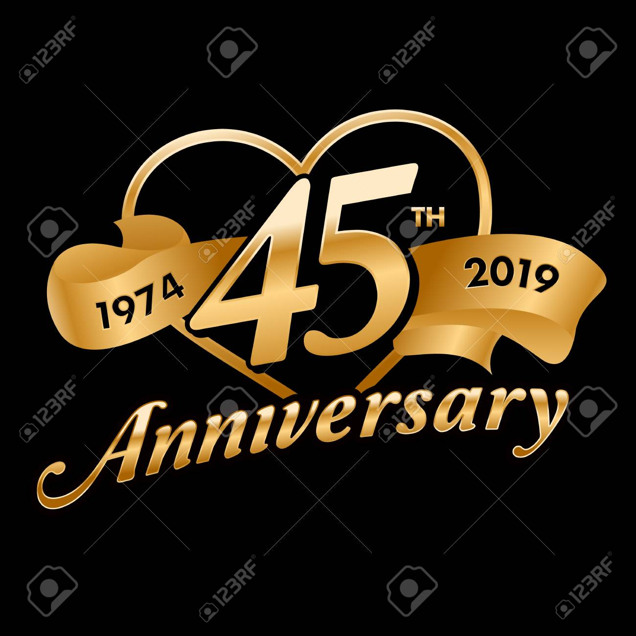 45th Anniversary - 121759301