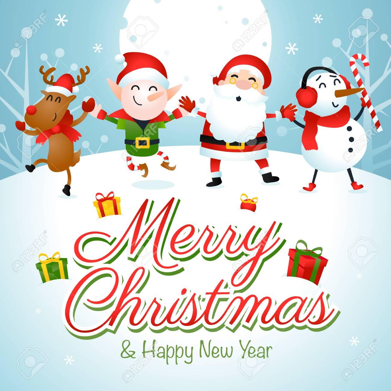 Happy Holidays! - 121759305