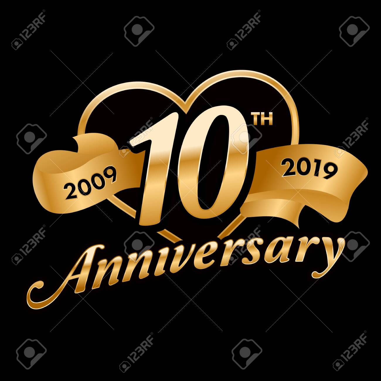 10th Anniversary - 121759374