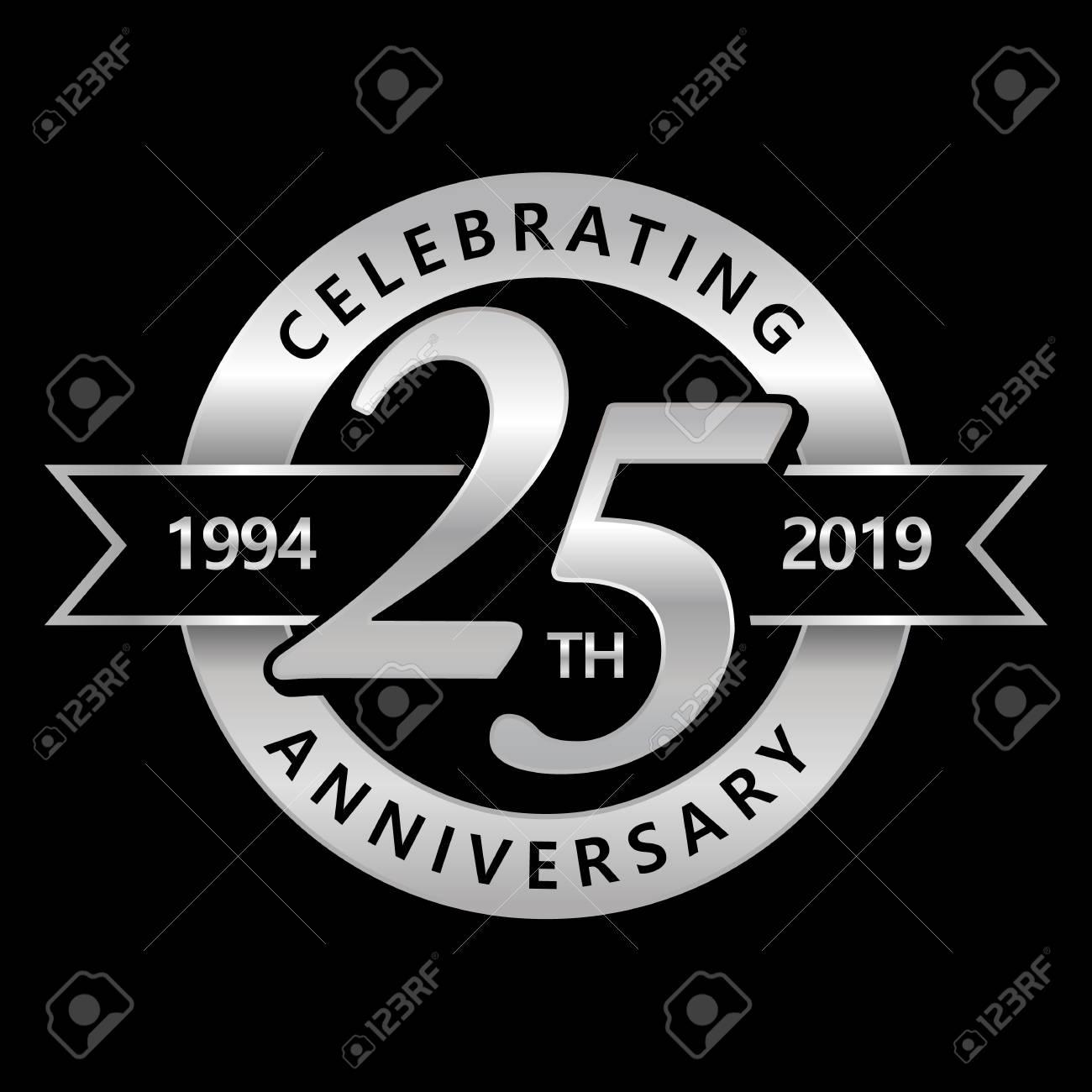 Celebrating 25th Years Anniversary - 121759406