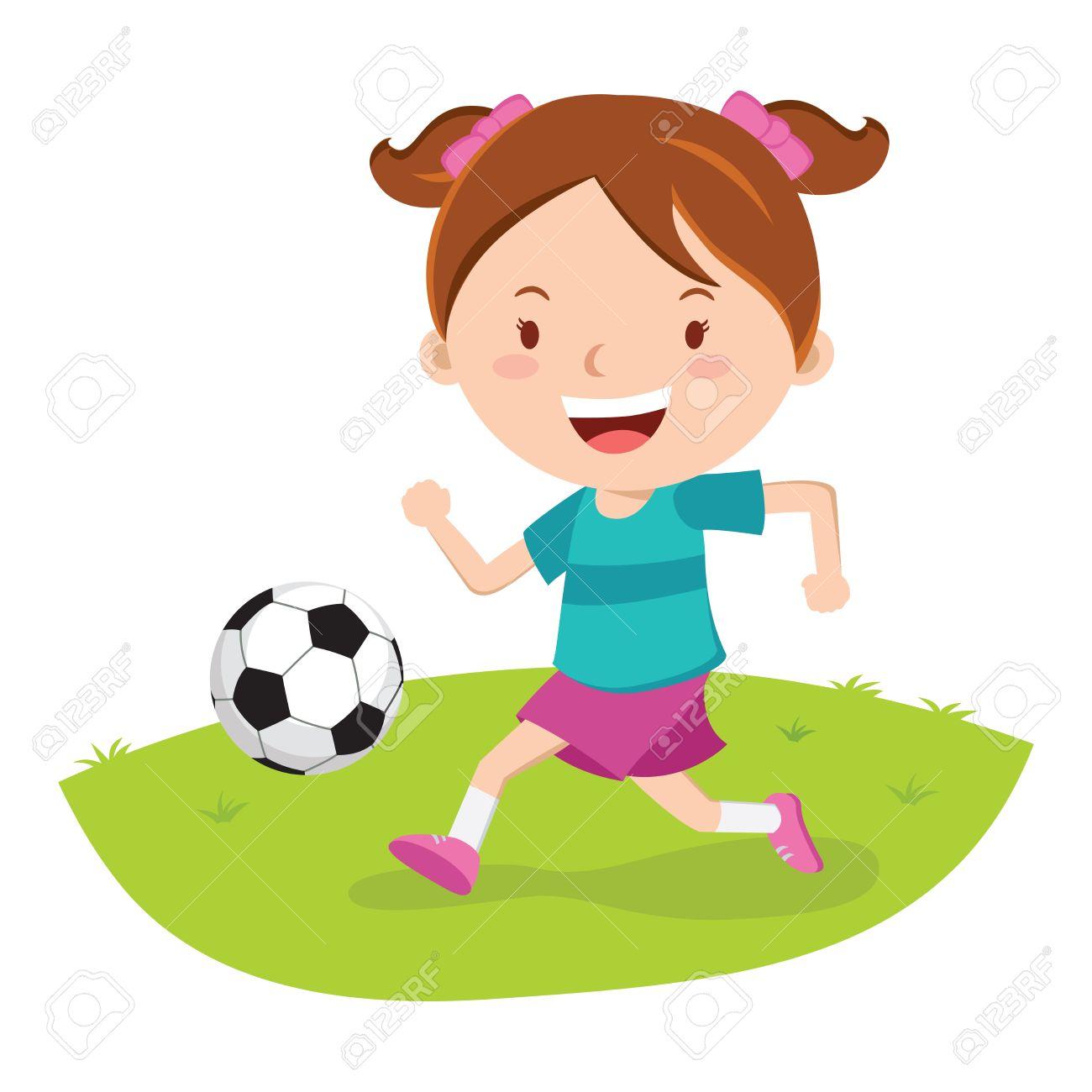 Kick a girl
