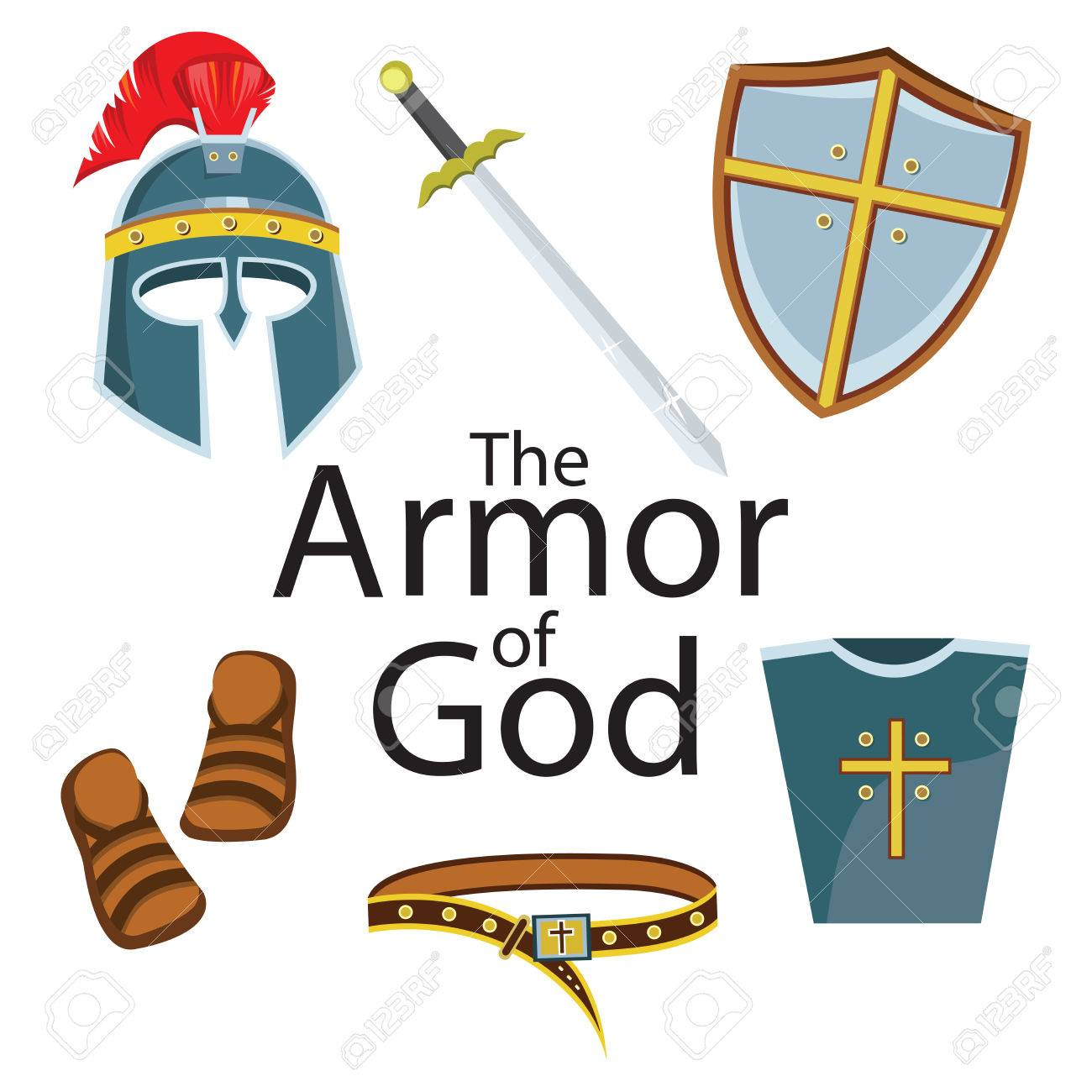 Knight Armor Element Royalty Free Cliparts Vectors And Stock