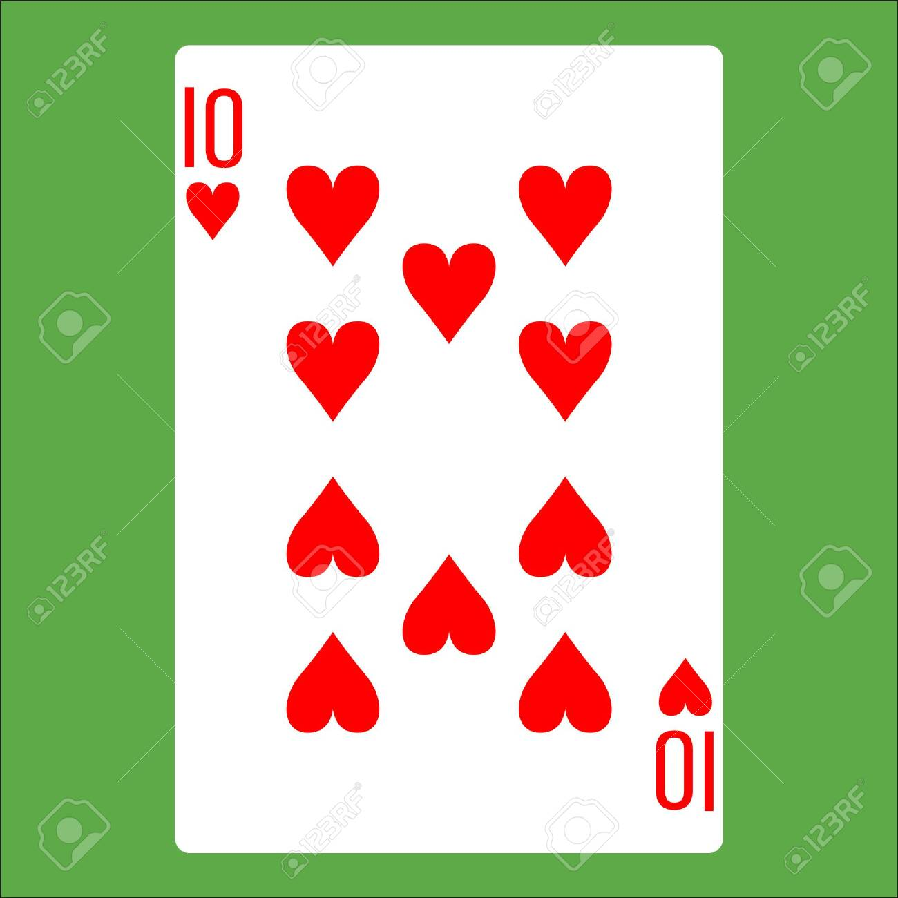 Flat color icon for poker card. - 156269662