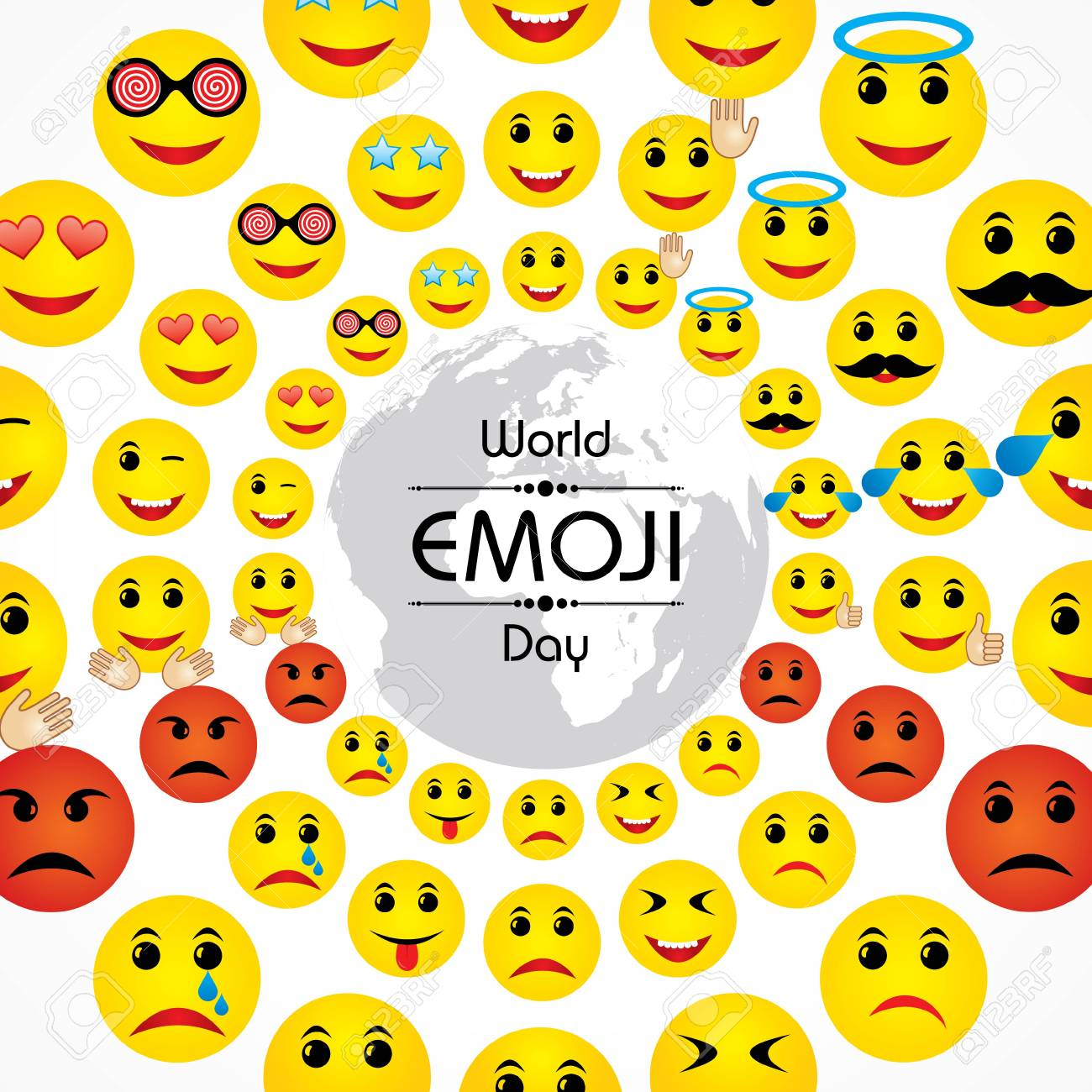 World emoji day - 17 July