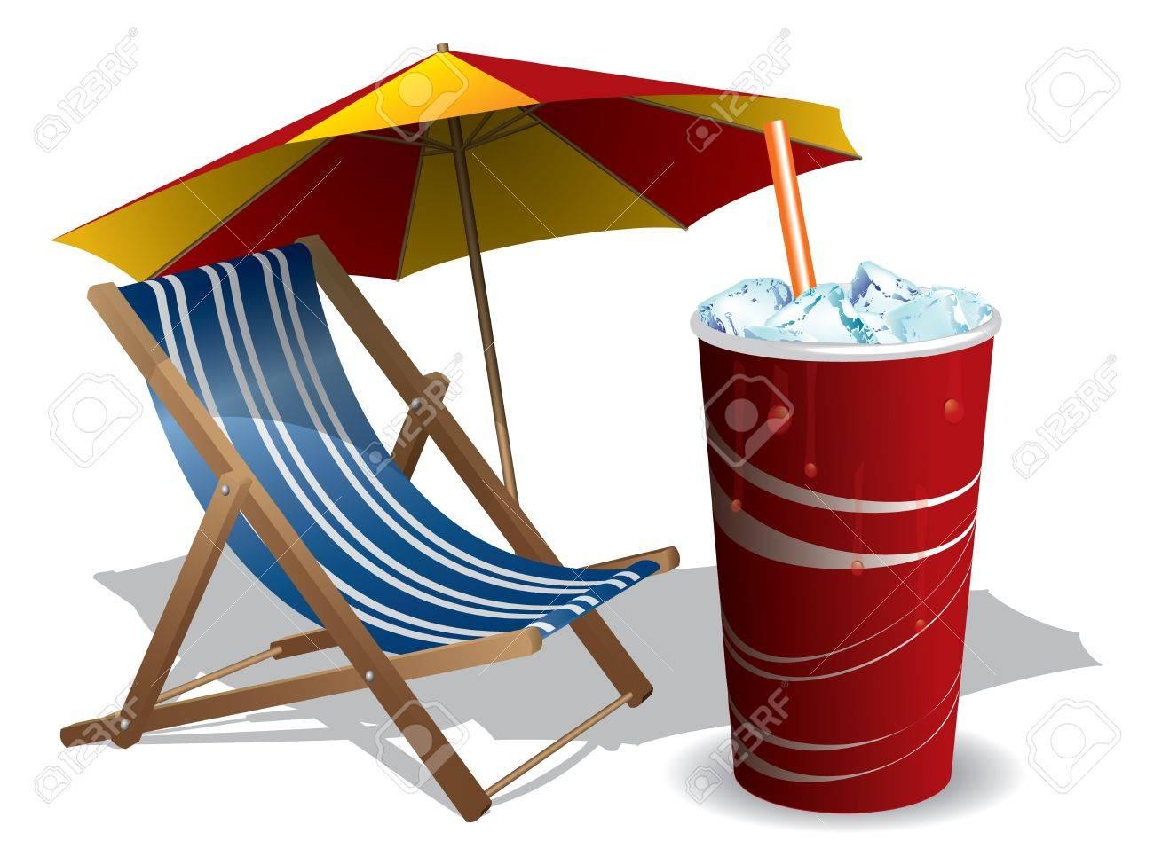Sonnenliege Clipart sdatec.com