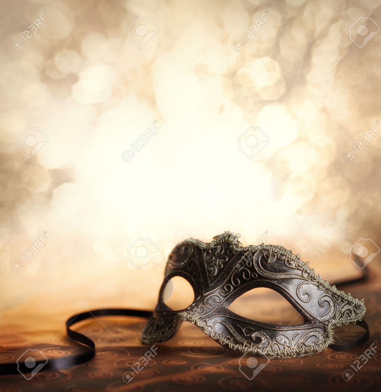 Masquerade Masks Background
