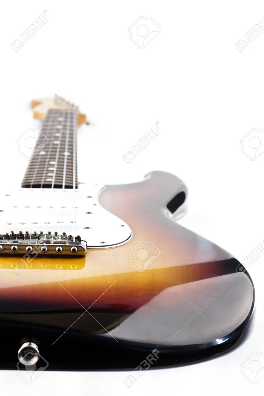 Electric Guitar Stock Photo - 15125989