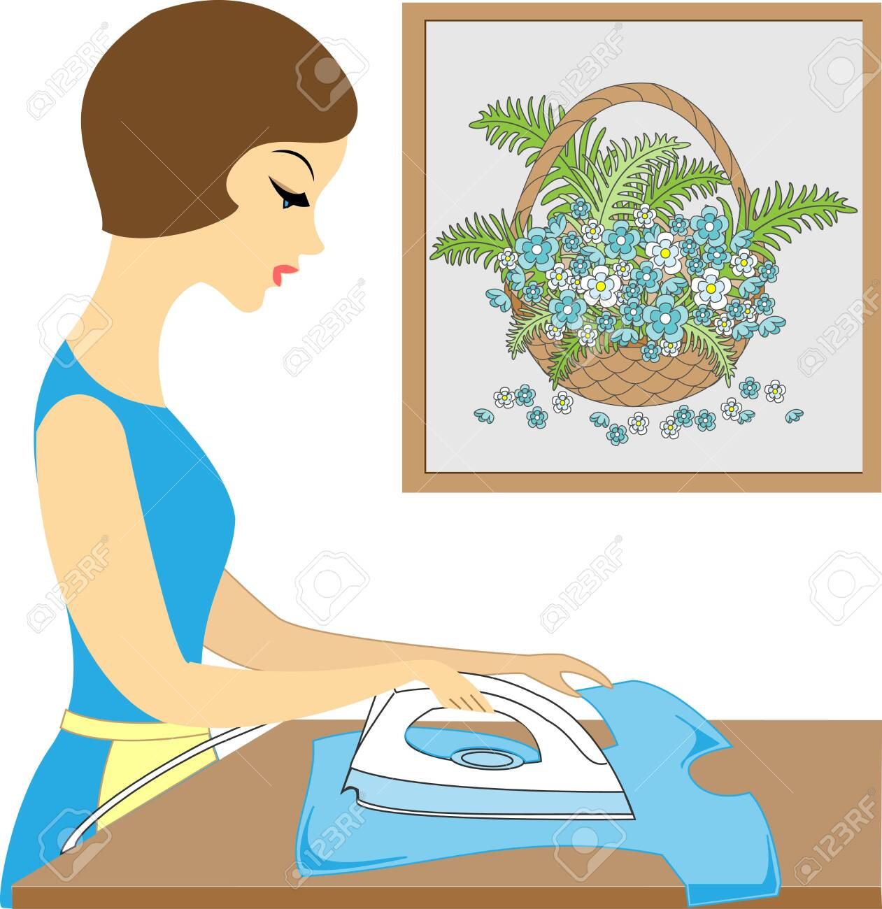 cartoon,child,girl,housework,industrious,girl clipart,washing clipart,dishes  clipart   Kids poster, Baby girl clipart, Kids clipart