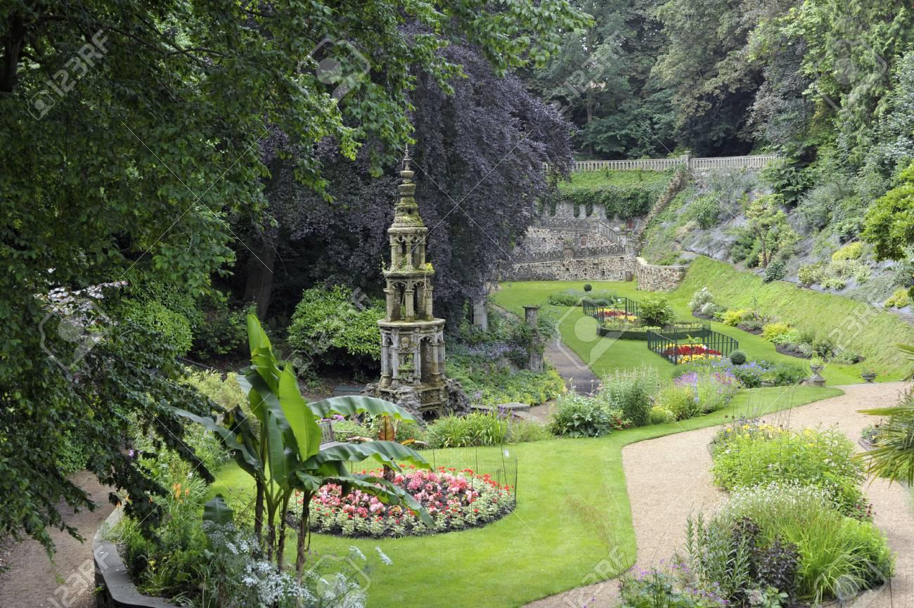 Il giardino della piantagione conosciuto anche come il giardino