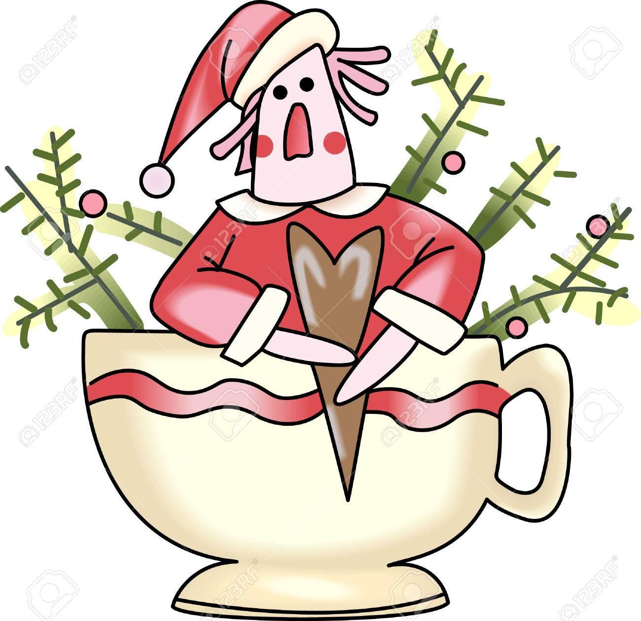 Ho Ho Ho! Frohen Weihnachten Zu Wünschen, Um Alle Mit Dieser Anzeige ...