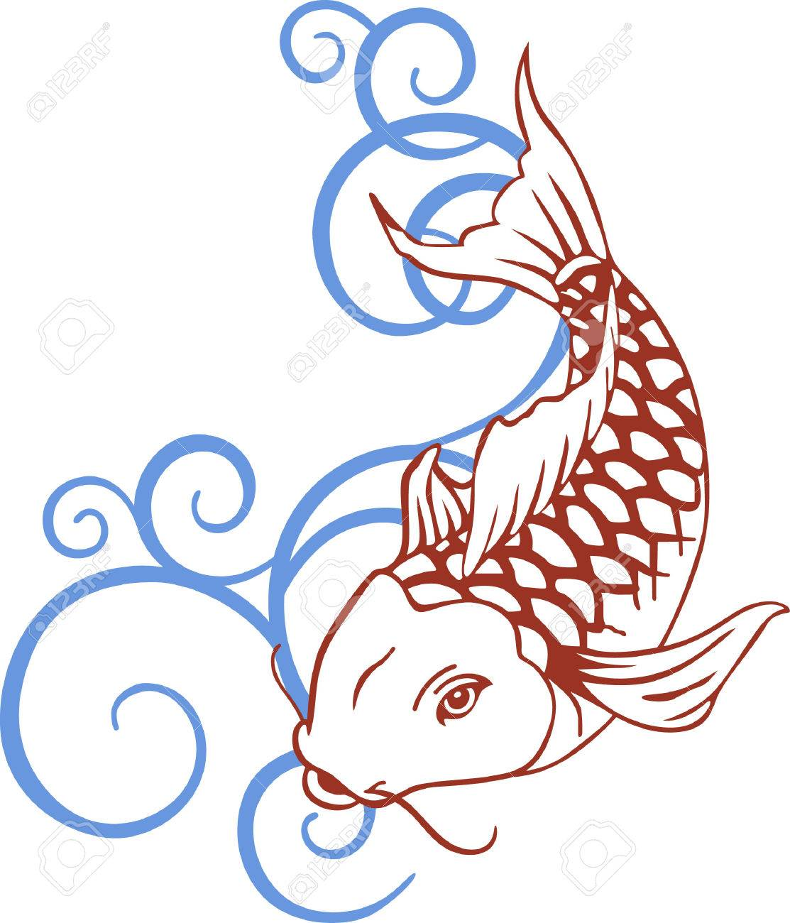 The Koi Is A Symbol Of A Persons Ability To Have High Expectations